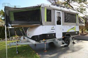 Jayco camper trailer outback swan
