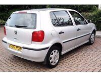 NEW DRIVER Vw Polo 1.0 55 Mpg Long Mot 5 Door Cheap Insurance Astra Corsa Yaris Micra fiesta