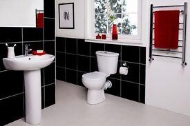 5 Piece Bathroom Suite