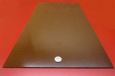 Garolite Micarta Canvas Phenolic Ce Sheet .125 18 Thick X 12 X 24