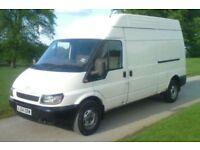 Man and van hire - Van about town