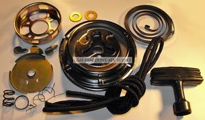 NEW 1984-1986 Honda ATC200S Engine Recoil Pull Starter Rebuild Kit ATC 200S
