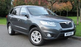 Powerful 2.2CRDi *Automatic* AWD 4x4 Hyundai Santa Fe Kia Sorento like Sportage Rav4 Honda crv auto