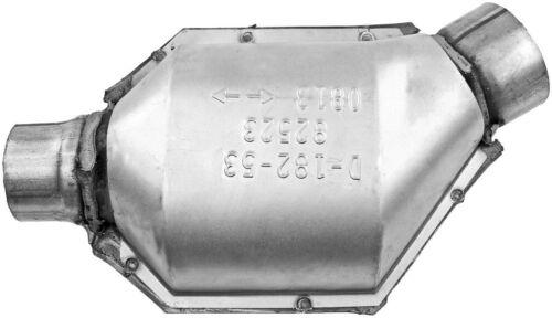 Walker 82505 CalCat OBDII Universal Catalytic Converter