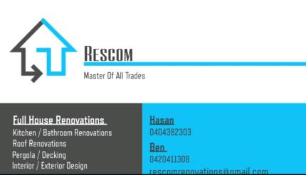 Rescom Renovations