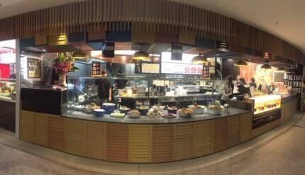 Take Away Shop for sale in Sydney CBD food court