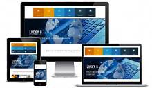 Lucky8 Web Design - Featured on Responsive CSS website Holt Belconnen Area Preview