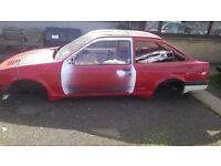 Ford Sierra shell with cozzi block and 4i running grear 4 more info plz call 07857927706
