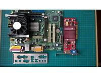 Intel Pentium 4 Motherboard Bundle