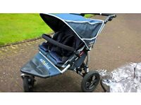 Double Buggie outnabout 360 nipper
