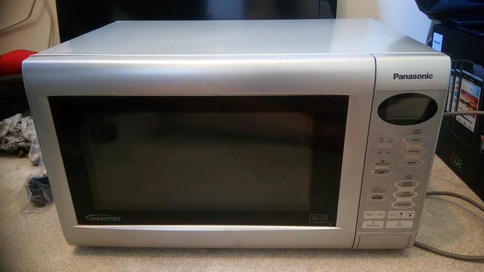 Microwave panasonic convection reviews oven