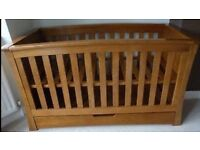 Cot /toddler bed