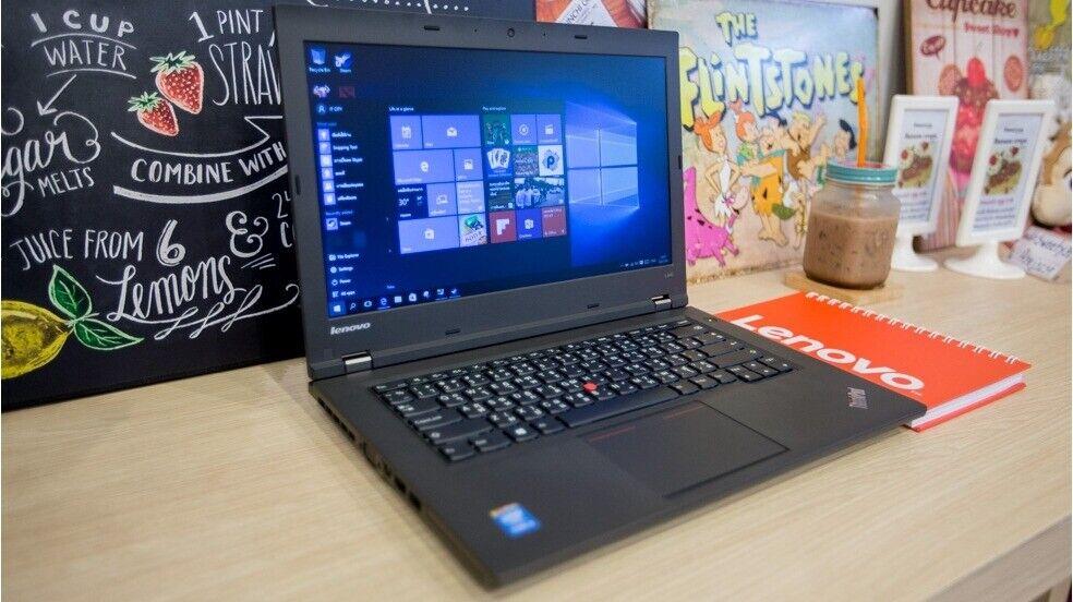 Lenovo ThinkPad L440 laptop, Mint condition looks like new  Very fast 8GB  RAM 256GB SSD Intel i5 CPU | in Heathrow, London | Gumtree