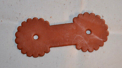 """Conchos Double Leather Conchos 1 3/4"""""""