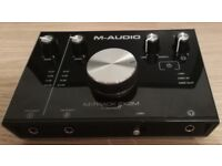M-Audio M-Track 2x2 C series Audio interface