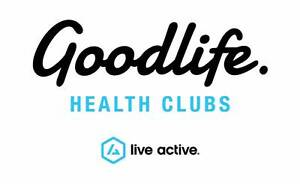 Goodlife Health Clubs Membership Chermside Brisbane North East Preview