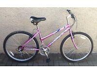 """Bike/Bicycle.LADIES SABRE """" GENIE """" MOUNTAIN BIKE"""