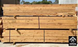 Cypress Pine Posts, Plinth, Rail, Sleepers Seaford Frankston Area Preview