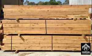 125 x 125 Qld White Cypress Pine Post, Rated Class 1 Seaford Frankston Area Preview