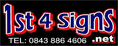 1st 4 Signs