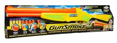 Buzz Bee Toys Air Warriors GunSmoke Foam Dart Blaster Kids Toy New