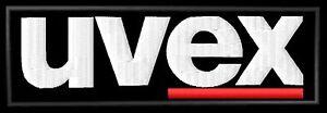 Uvex Parche bordado Thermo-Adhesiv iron-on patch - <span itemprop=availableAtOrFrom>Poznan, Polska</span> - Zwroty są przyjmowane - Poznan, Polska