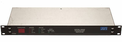 ATI DDA124-BNC 1x24 AES Digital Audio Distribution Amplifier 75 Ohm BNC S/PDIF (1x24 Digital Distribution Amplifier)