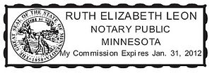 For-Minnesota-NEW-Pre-Inked-OFFICIAL-NOTARY-SEAL-RUBBER-STAMP-Office-use