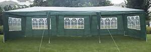 ON SALE - 3x9m Wedding Outdoor Gazebo Marquee Tent Canopy Green Melbourne CBD Melbourne City Preview