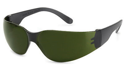New Gateway Welding Safety Starlite Green  Ir Shade 5.0 Lens Glasses 4666