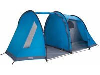 BRAND NEW Vango 2 man tour tent with motorcycle porch (CAN POST if needed) cost £200