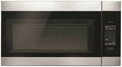 Amana 110936 1.6 Cu. Ft. Over-The-Range Microwave Oven, Stainless Steel, 1000 W