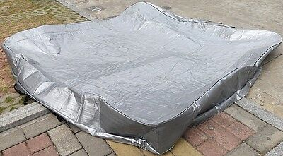 Hot Tub Spa Winterising Cover Bag Octangle Shape 2m x1.8m with Height 700mm