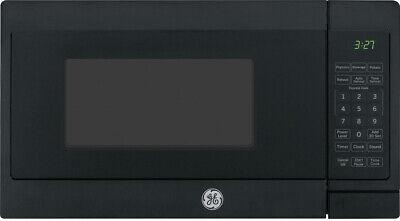 GE 0.7 cu. ft. Countertop Microwave Oven Black 700 Watts JEM3072DHBB