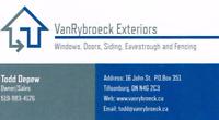 VanRybroeck Exteriors