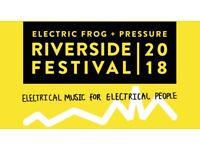Riverside Tickets X3
