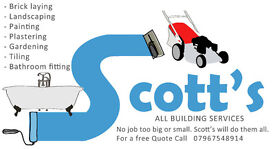 Professional Painting, Decorating, Plastering, gardening, tiling, bathroom fitting and brick laying