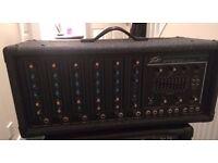 Peavey Mixer Amp XR600C
