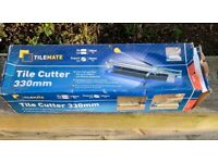 Tilemate 330mm Tile Cutter with packaging (used once)