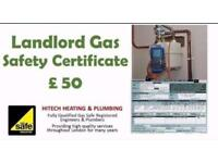 GAS COOKER/HOB INSTALLATION, GAS SAFETY CERTIFICATION, GAS SAFETY REGISTERED ENGINNEER