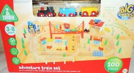 Brand New Early Learning Centre - ELC - Big Adventure Train Set