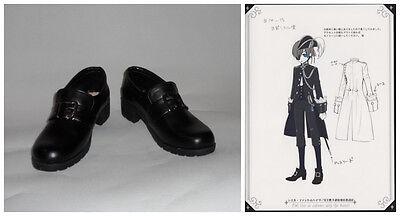 Black Butler Ciel Phantomhive cosplay kostüm stiefels stiefel schuhe schuh ()