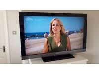 "40"" SONY BRAVIA FULL HD 1080p TV BUILT IN FREEVIEW REMOTE CONTROL & SWIVEL STAND WITH FREE DELIVERY"