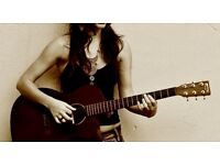 Female vocalist / acoustic rhythm guitarist wanted