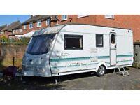2002 Coachman Pastiche 520/4 Caravan