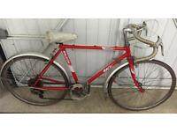 Retro Raleigh Racer - Small 50cm frame - 5 speed