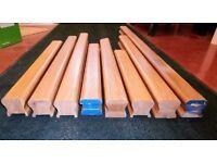 Various Oak Handrails
