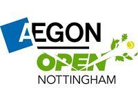Aegon Open Nottingham Tennis