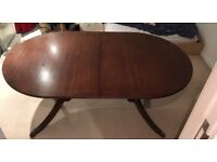 6-person dining table for sale