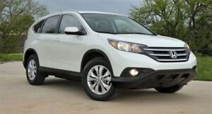 2014 Honda CR-V EX - Just arrived